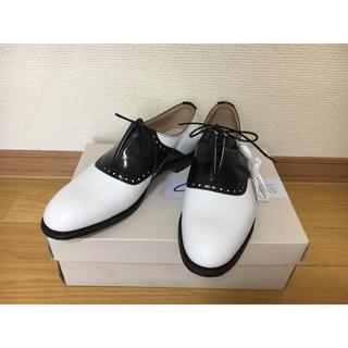 クラークス(Clarks)の【Clarks】未使用 革靴 レザー イザベラデイジー(ローファー/革靴)
