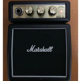 Marshall MS-2(シールド付き)(ギターアンプ)