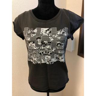 アイリーベリー(Irie Berry)のirie berryスウェットTシャツ(Tシャツ(半袖/袖なし))