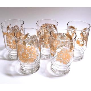 東洋佐々木ガラス - 昭和レトロ 佐々木硝子 グラス 5個セット