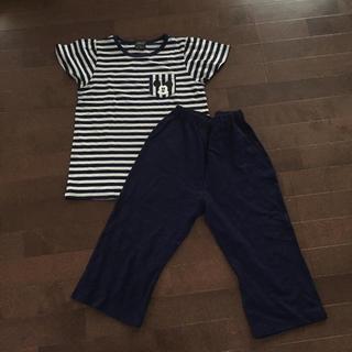 ジーユー(GU)のgu 夏用パジャマ 150(パジャマ)
