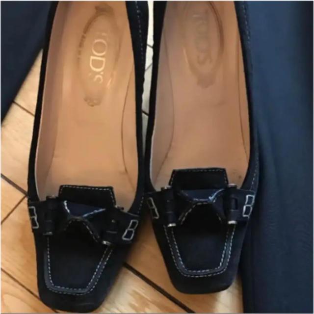 TOD'S(トッズ)のTOD' S  ローファー レディースの靴/シューズ(ハイヒール/パンプス)の商品写真