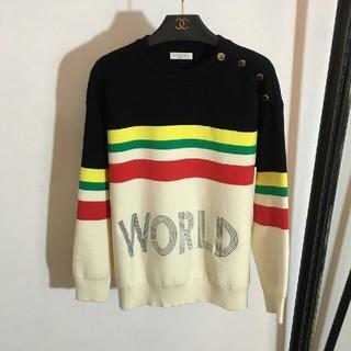 サンドロ(Sandro)のSandro ニット セーター(ニット/セーター)
