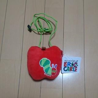 はらぺこあおむし りんご コインケース 小銭入れ ポーチ ERIC CARLE(コインケース)