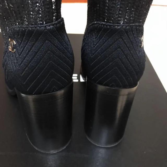 CHANEL(シャネル)の確認用 レディースの靴/シューズ(ブーツ)の商品写真