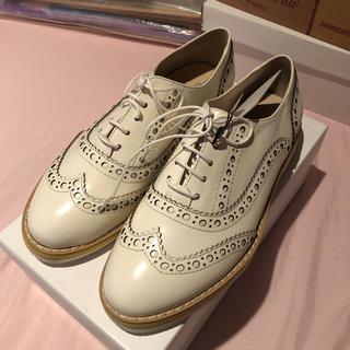 スコットクラブ(SCOT CLUB)の新品☆スコットクラブnouer ヌエール牛革靴☆(ローファー/革靴)