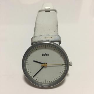 ブラウン(BRAUN)のそニー様専用♡BRAUN腕時計(腕時計)