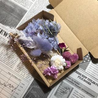 ハーバリウム 花材(ドライフラワー)