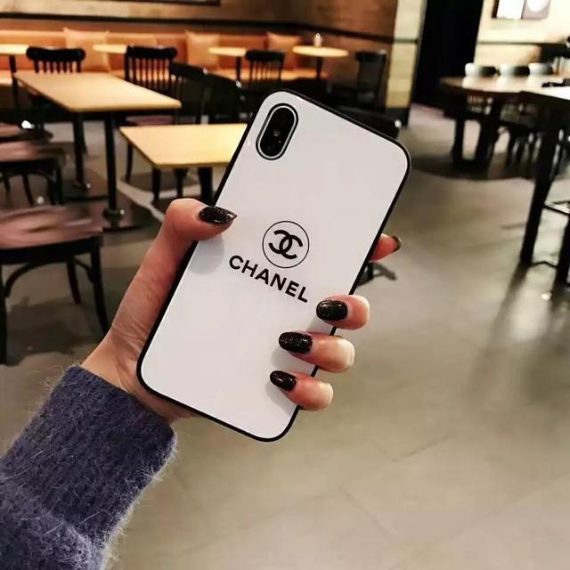 CHANEL - CHANEL iPhoneケースの通販 by ョウキ's shop|シャネルならラクマ