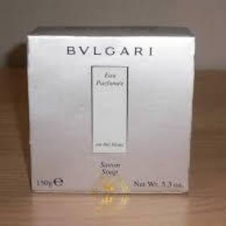 ブルガリ(BVLGARI)の新品未使用*ブルガリ*サボンソープ150g(ボディソープ / 石鹸)