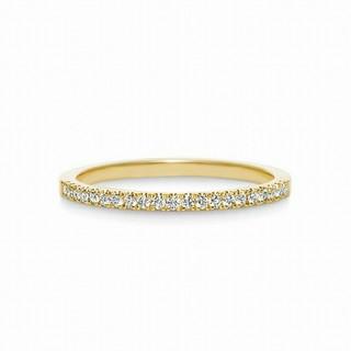 アーカー(AHKAH)のなぎらいおん様専用 美品☆AHKAH ティナリング 6号☆ダイヤ K18(リング(指輪))