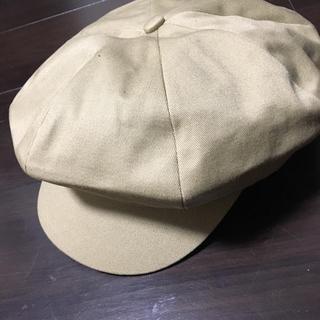 イング(INGNI)の帽子(キャスケット)
