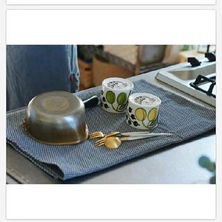 ジョージジェンセン(Georg Jensen)の新品●ジョージジェンセン ティータオル(収納/キッチン雑貨)