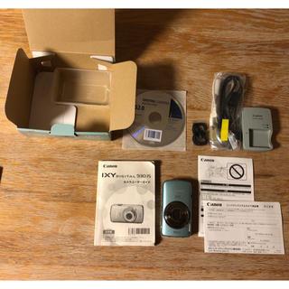 キヤノン(Canon)のキャノン Canon IXY DIGITAL 930IS(コンパクトデジタルカメラ)