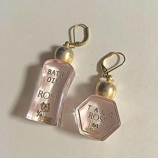 シアタープロダクツ(THEATRE PRODUCTS)のシアタープロダクツ   香水瓶ピアス(ピアス)