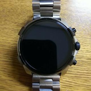ディーゼル(DIESEL)のディーゼル オン フルガード DIESEL On FULL GUARD(腕時計(デジタル))