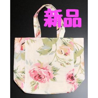 561f5bf6df0c ローラアシュレイ(LAURA ASHLEY)の新品 ローラアシュレイ バッグ ☆薔薇 バラ ローズ トート