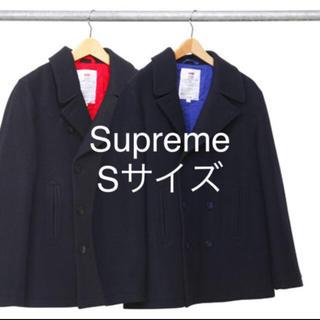 シュプリーム(Supreme)のSサイズ Supreme 2009FW Pea Coat(ピーコート)