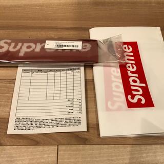 シュプリーム(Supreme)の18AW Supreme New Era Big Logo Headband 赤(ヘアバンド)
