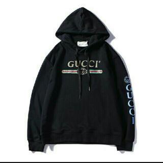 グッチ(Gucci)のGUCCI トレーナー パーカー(パーカー)