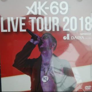 非売品 AK-69 LIVETOUR2018 DVD(ヒップホップ/ラップ)