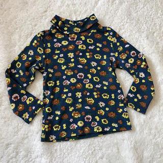 キャラメルベビー&チャイルド(Caramel baby&child )のmisha and puff 花柄カットソー  18-24m(Tシャツ)