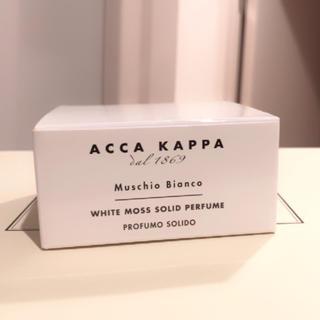 アッカ(acca)のACCA KAPPA WHITE MOSS SOLID PERFUME 10ML(ユニセックス)