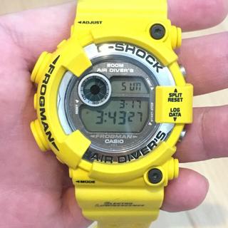 ジーショック(G-SHOCK)のCASIO G-SHOCK フロッグマン  DW-8250(腕時計(デジタル))