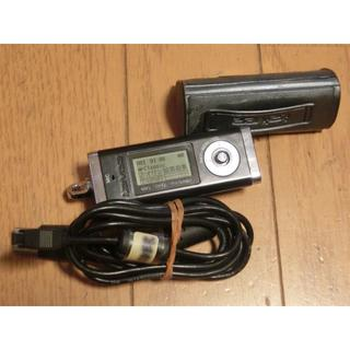 アイリバー(iriver)のiRiver iFP-195TC 単3乾電池の MP3プレイヤー(ポータブルプレーヤー)