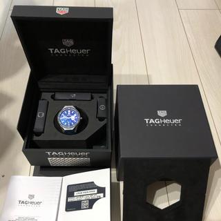 タグホイヤー(TAG Heuer)のとしぼうさま専用!タグホイヤー コネクテッド モジュラー45 ブルー(腕時計(デジタル))