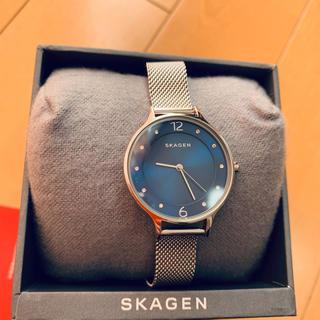 スカーゲン(SKAGEN)の*まさ様 専用*スカーゲン Anitaスチールメッシュウォッチ(腕時計)
