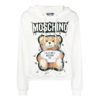 モスキーノ(MOSCHINO)の新品未使用!送料込み★Moschino★テディベアパーカー(パーカー)