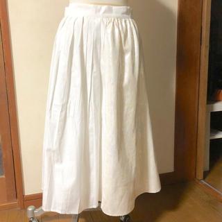 メリージェニー(merry jenny)のmerry jenny メタリックプリーツスカート(ひざ丈スカート)