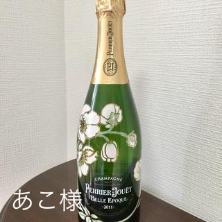 エポック(EPOCH)のペリエジュエ  ベルエポック 750ml (2011)(シャンパン/スパークリングワイン)