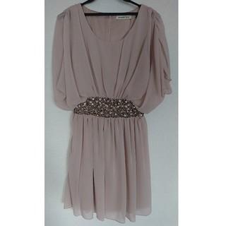ce7ad6c5f1f57 「ドレス ワンピース フリル ストロベリーフィールズ」に近い商品. STRAWBERRY-FIELDS - 結婚式 ワンピース