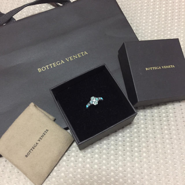 Bottega Veneta(ボッテガヴェネタ)のボッテガヴェネタ リング レディースのアクセサリー(リング(指輪))の商品写真