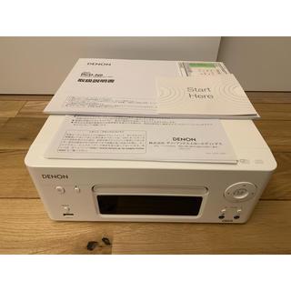 デノン(DENON)のネットワークCDレシーバー RCD-N8 アンプ(アンプ)