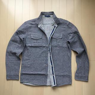 メイルアンドコー(MALE&Co.)のMALE & Co. デニム シャツ サイズ  M(シャツ)