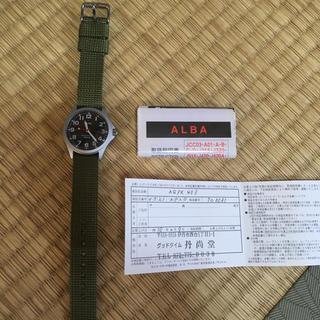 アルバ(ALBA)のALBA VJ21-KP20 腕時計(腕時計)
