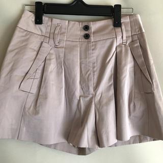 ダブルスタンダードクロージング(DOUBLE STANDARD CLOTHING)のSOV ショートパンツ キュロット(ショートパンツ)