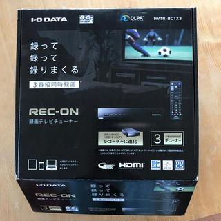 アイオーデータ(IODATA)の専用 錆魂さん I-O DATA REC-ON HVTR-BCTX3(DVDレコーダー)