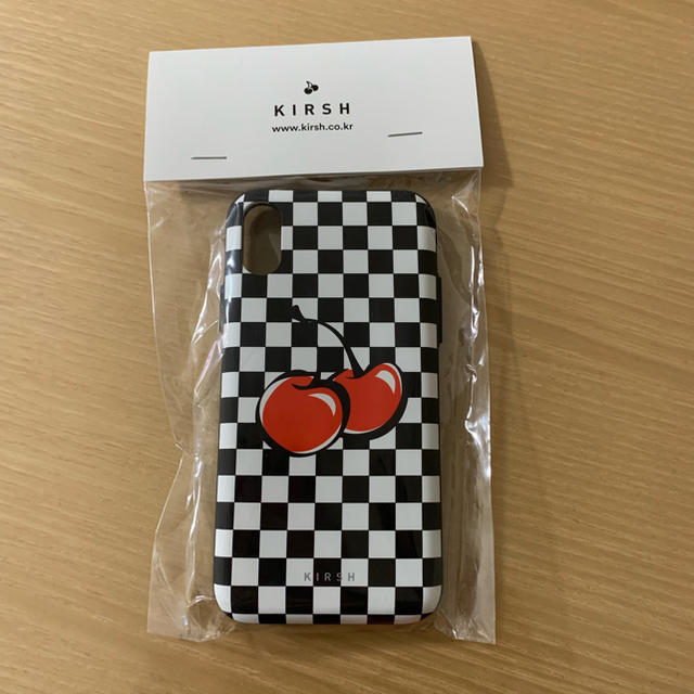 iphone7plus ケース givenchy / kirsh iPhonex/xsケースの通販 by み|ラクマ