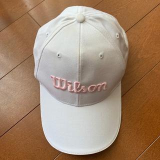 ウィルソン(wilson)のみけ様専用‼️Wilsonゴルフキャップ(その他)