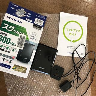 アイオーデータ(IODATA)の無線LAN ルーター(その他)