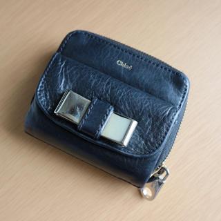 クロエ(Chloe)の【状態良好】Chloe リリー 二つ折り財布(折り財布)