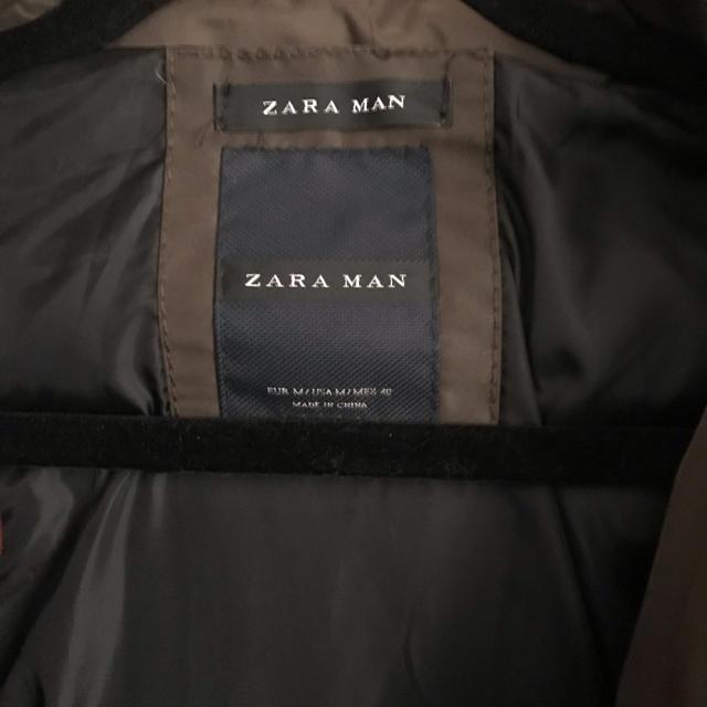 ZARA(ザラ)のZARA MAN 中綿ジャケット メンズのジャケット/アウター(ダウンジャケット)の商品写真