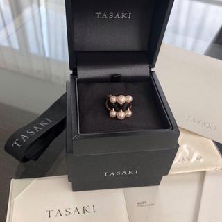 タサキ(TASAKI)のTASAKI ピンクゴールド  サクラゴールド デインジャーリング(リング(指輪))