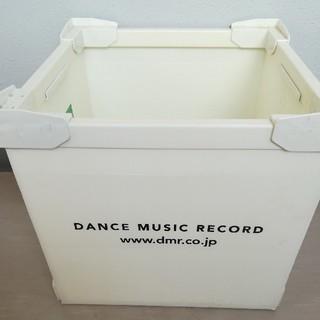 レコードボックス 80枚収納 HIPHOP SOUL JAZZ FUNK DJ (その他)
