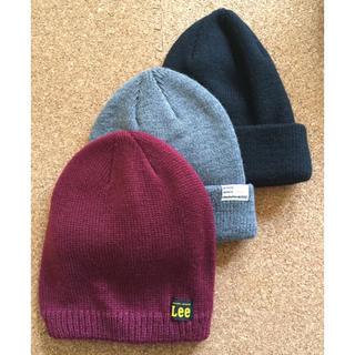 ローリーズファーム(LOWRYS FARM)のニット帽 (ニット帽/ビーニー)
