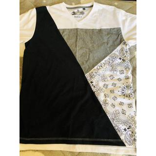 シマムラ(しまむら)の仮面女子×しまむらコラボTシャツ(Tシャツ/カットソー(半袖/袖なし))